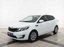 Подержанный Kia Rio, белый, 2014 года выпуска, цена 507 000 руб. в Иваново, автосалон