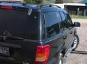 Подержанный Jeep Grand Cherokee, черный металлик, цена 450 000 руб. в Челябинской области, хорошее состояние