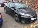 Подержанный Toyota Corolla, черный , цена 710 000 руб. в Челябинской области, отличное состояние