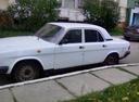 Подержанный ГАЗ 3110 Волга, белый , цена 45 000 руб. в Ульяновской области, хорошее состояние