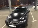 Подержанный Honda Accord, черный матовый, цена 565 000 руб. в Тюмени, отличное состояние