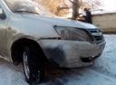 Подержанный ВАЗ (Lada) Granta, белый , цена 185 000 руб. в Челябинской области, среднее состояние