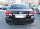 Подержанный Toyota Avensis, черный металлик, цена 1 030 000 руб. в ао. Ханты-Мансийском Автономном округе - Югре, хорошее состояние