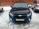 Подержанный Chevrolet Cruze, синий металлик, цена 430 000 руб. в республике Татарстане, отличное состояние