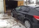 Подержанный Chevrolet Cruze, черный металлик, цена 490 000 руб. в Смоленской области, отличное состояние