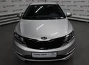 Подержанный Kia Rio, серебряный, 2017 года выпуска, цена 620 000 руб. в Уфе, автосалон Браво Авто