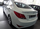 Подержанный Hyundai Solaris, белый, 2016 года выпуска, цена 638 500 руб. в Уфе, автосалон УФА МОТОРС