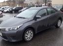 Подержанный Toyota Corolla, серый металлик, цена 750 000 руб. в Твери, отличное состояние