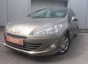 Подержанный Peugeot 408, бежевый, 2012 года выпуска, цена 459 000 руб. в Екатеринбурге, автосалон Автобан-Щербакова Chevrolet