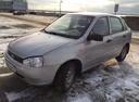 Подержанный ВАЗ (Lada) Kalina, серебряный , цена 160 000 руб. в Архангельске, хорошее состояние