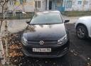 Подержанный Volkswagen Polo, черный , цена 410 000 руб. в ао. Ханты-Мансийском Автономном округе - Югре, хорошее состояние