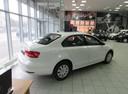 Подержанный Volkswagen Jetta, белый, 2016 года выпуска, цена 874 000 руб. в Ростове-на-Дону, автосалон