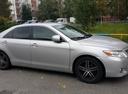 Подержанный Toyota Camry, серебряный , цена 950 000 руб. в ао. Ханты-Мансийском Автономном округе - Югре, хорошее состояние