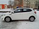 Подержанный Kia Rio, белый , цена 500 000 руб. в Челябинской области, отличное состояние