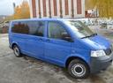 Подержанный Volkswagen Transporter, синий , цена 750 000 руб. в Челябинской области, хорошее состояние
