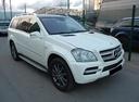 Подержанный Mercedes-Benz GL-Класс, белый, 2010 года выпуска, цена 1 600 000 руб. в Санкт-Петербурге, автосалон Автограф на Благодатной
