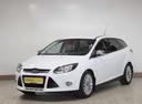 Подержанный Ford Focus, белый, 2014 года выпуска, цена 559 000 руб. в Москве, автосалон