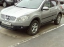 Подержанный Nissan Qashqai, серебряный металлик, цена 580 000 руб. в ао. Ханты-Мансийском Автономном округе - Югре, хорошее состояние