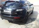 Подержанный Infiniti FX-Series, черный , цена 800 000 руб. в ао. Ханты-Мансийском Автономном округе - Югре, хорошее состояние