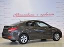 Подержанный Hyundai Solaris, коричневый, 2015 года выпуска, цена 525 000 руб. в Санкт-Петербурге, автосалон NORTH-AUTO
