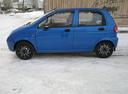 Подержанный Daewoo Matiz, синий металлик, цена 205 000 руб. в ао. Ханты-Мансийском Автономном округе - Югре, отличное состояние