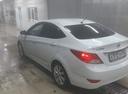Подержанный Hyundai Solaris, белый , цена 450 000 руб. в ао. Ханты-Мансийском Автономном округе - Югре, отличное состояние