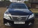 Подержанный Toyota Camry, черный металлик, цена 950 000 руб. в Екатеринбурге, хорошее состояние