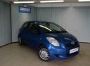 Подержанный Toyota Yaris, синий, 2007 года выпуска, цена 255 000 руб. в Санкт-Петербурге, автосалон РОЛЬФ Витебский Blue Fish