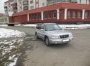Подержанный Subaru Forester, серебряный, 2001 года выпуска, цена 330 000 руб. в Тюмени, автосалон
