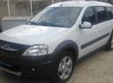 Подержанный ВАЗ (Lada) Largus, белый, 2017 года выпуска, цена 699 900 руб. в Крыму, автосалон БЭСКИД