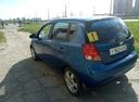 Подержанный Chevrolet Aveo, синий , цена 180 000 руб. в Санкт-Петербурге, хорошее состояние