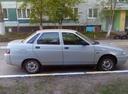 Подержанный ВАЗ (Lada) 2110, серебряный , цена 120 000 руб. в Ульяновске, хорошее состояние