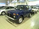 Подержанный ВАЗ (Lada) 4x4, синий, 2015 года выпуска, цена 475 000 руб. в Ростове-на-Дону, автосалон