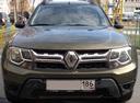Подержанный Renault Duster, зеленый металлик, цена 800 000 руб. в ао. Ханты-Мансийском Автономном округе - Югре, отличное состояние