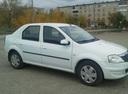 Подержанный Renault Logan, белый , цена 390 000 руб. в Челябинской области, отличное состояние