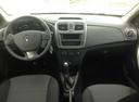 Подержанный Renault Sandero, красный, 2016 года выпуска, цена 446 000 руб. в Ростове-на-Дону, автосалон