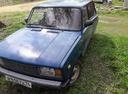 Подержанный ВАЗ (Lada) 2104, синий , цена 55 500 руб. в Челябинской области, хорошее состояние