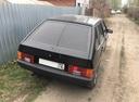 Подержанный ВАЗ (Lada) 2109, черный металлик, цена 100 000 руб. в Тюмени, отличное состояние