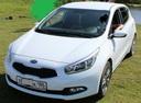 Подержанный Kia Cee'd, белый , цена 720 000 руб. в ао. Ханты-Мансийском Автономном округе - Югре, хорошее состояние