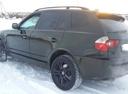 Подержанный BMW X3, черный перламутр, цена 565 000 руб. в Челябинской области, хорошее состояние