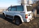 Подержанный Nissan Safari, белый перламутр, цена 999 999 руб. в Владивостоке, хорошее состояние