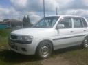 Подержанный Mazda Demio, белый акрил, цена 125 000 руб. в Тюмени, хорошее состояние