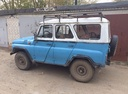Подержанный УАЗ 3151, голубой , цена 80 000 руб. в Тюмени, отличное состояние