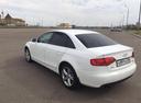 Подержанный Audi A4, белый , цена 800 000 руб. в Челябинской области, хорошее состояние