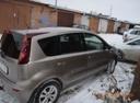 Подержанный Nissan Note, коричневый металлик, цена 450 000 руб. в ао. Ханты-Мансийском Автономном округе - Югре, хорошее состояние