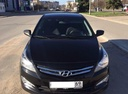 Подержанный Hyundai Solaris, черный , цена 457 000 руб. в Твери, отличное состояние