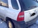 Подержанный Kia Sportage, белый , цена 490 000 руб. в Челябинской области, хорошее состояние