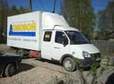 Подержанный ГАЗ Газель, белый , цена 700 000 руб. в Архангельске, хорошее состояние