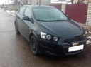 Авто Chevrolet Aveo, , 2012 года выпуска, цена 420 000 руб., Ульяновск