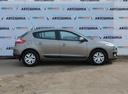 Подержанный Renault Megane, бежевый, 2012 года выпуска, цена 525 000 руб. в Калуге, автосалон Мега Авто Калуга
